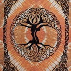 Celtic Tree of Life 70 x 104
