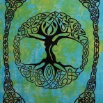 Celtic Tree of Life 88 x 104